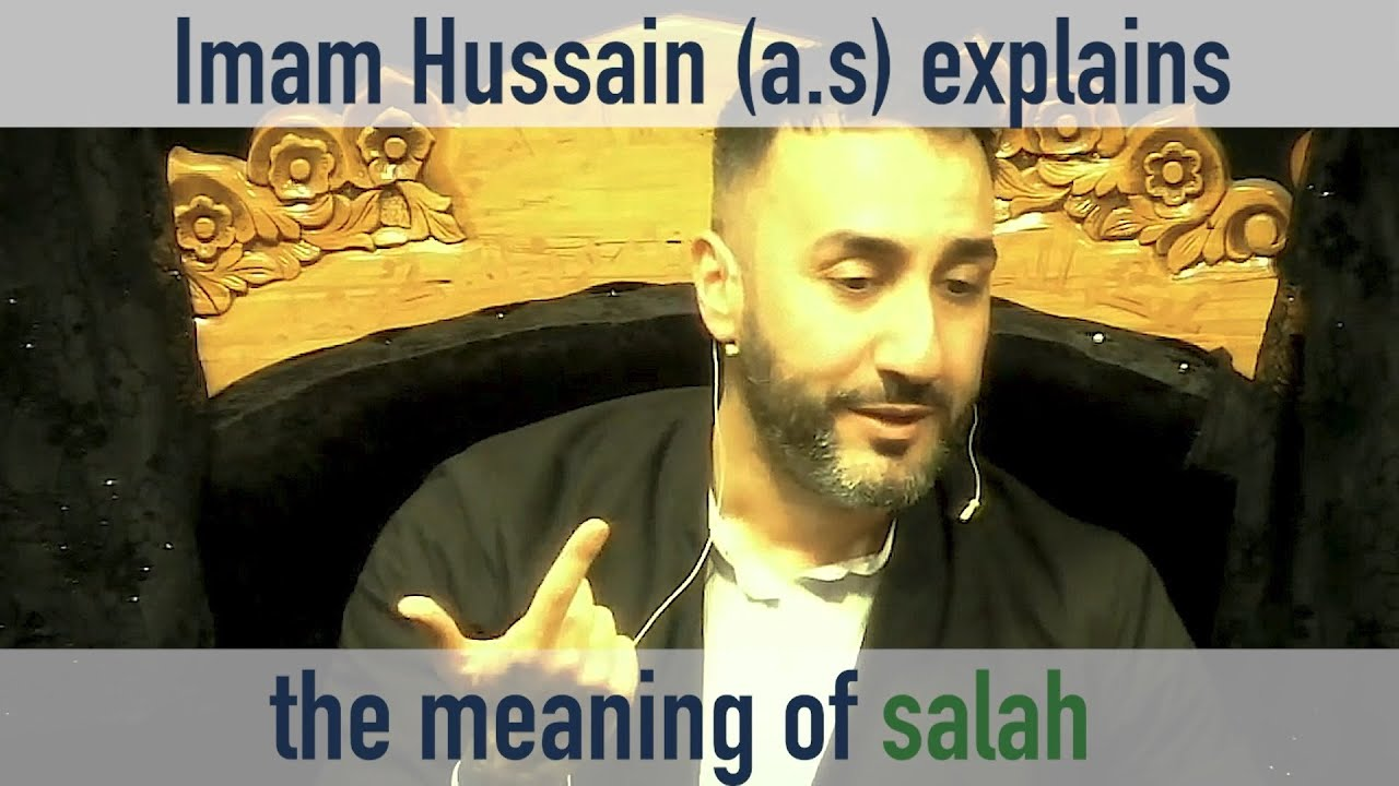 The Meaning of Salah | Dr Sayed Ammar Nakhshawani | MKSI Short Inspirational Videos