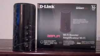 d link amplifi wifi booster dap 1525 review