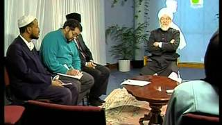 Liqa Ma'al Arab 9 December 1997 Question/Answer English/Arabic Islam Ahmadiyya