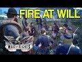 WAR OF RIGHTS | Fire at Will - Civil War RP