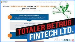 Fintech - Der Totale BETRUG!