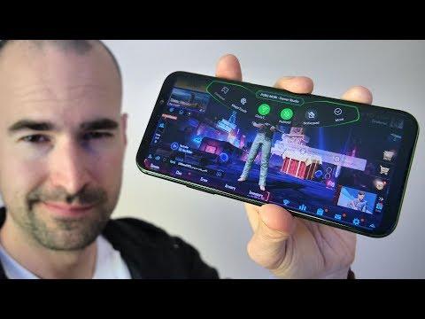 Black Shark 2 | PubG Mobile Gaming Test