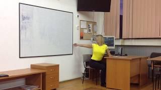 5 минутен комплекс за работещи бременни жени на офис стол