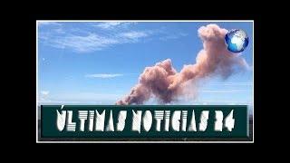 Sismo de 6,9 de magnitud se registra en Hawái sobre laderas de volcán en erupción