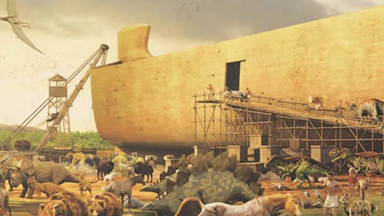 The Animals on the Ark with Tim Chaffey - YouTube
