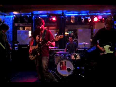Pensioner - Annannannawiddecombe (Live @ The Newmarket Bar)
