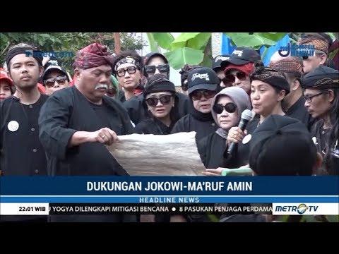 Warga Cigugur Girang Deklarasi Dukung Jokowi-Ma'ruf Mp3