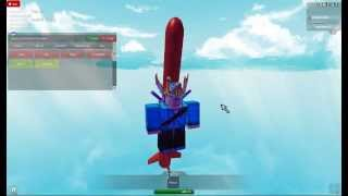 Nyan Rocket Human! Roblox Sushi Gameplay!