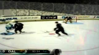 NHL 2K11 GAMEPLAY PART ONE