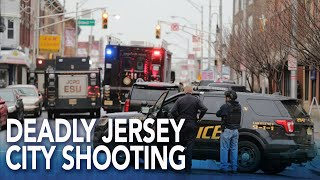 Eyewitness captures Jersey City deadly shooting, standoff on video