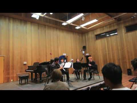 Hindemith Wind Quintet - 2016 Idyllwild Arts Academy