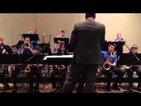 Westfield Community School Jazz Ensemble - Groovin' Hard