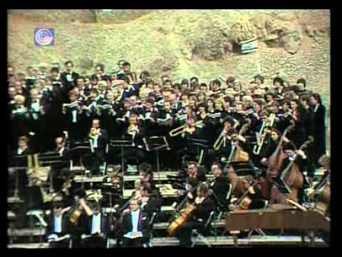 Israel in Egypt HÄNDEL The Jerusalem Symphony Orchestra 1982