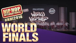 Art of Motion - Russia | MegaCrew Division at HHI's 2018 World Finals