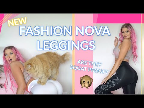 new-fashion-nova-leggings❣️