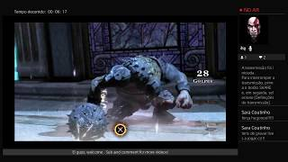 God of War III Remaster Livestream - Part 2 (Final)