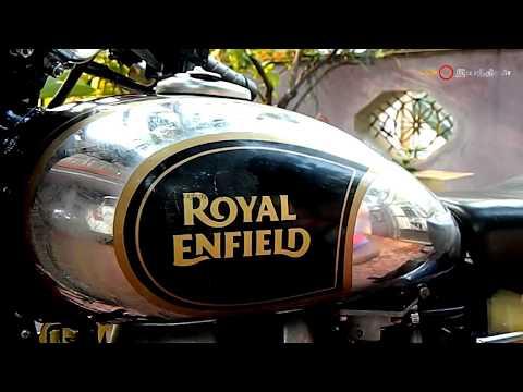 Royal Enfield classic Body polishing (The Royal Makeup)