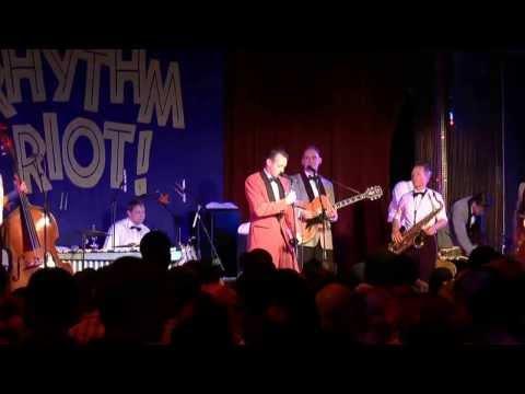 The Ray Collins Hot Club@Rhythm Riot 17