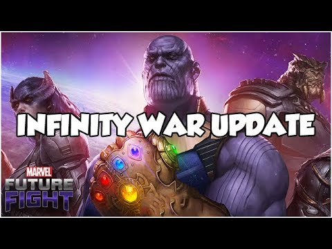 *INFINITY WAR* OFFICIAL PATCH NOTE DISCUSSION - Marvel Future Fight