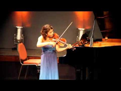 62. MHIVC 2011 - Round 2 - Competitor 2 - Maia Cabeza B
