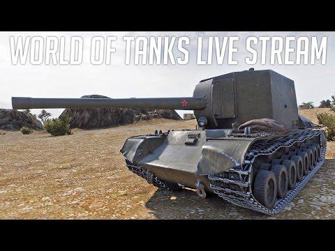 World of Tanks LIVE! 🔥 yee boi