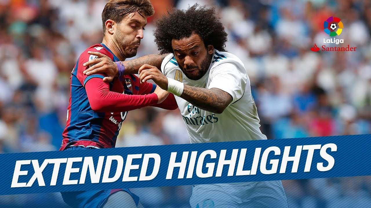 Download Extended Highlights: Real Madrid vs Levante UD (1-1)
