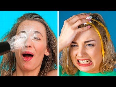 10 СМЕШНЫХ ПРАНКОВ! || Гениальные розыгрыши и пранки для друзей
