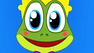 Küçük Kurbağa | çizgi Film çocuk Şarkıları 2015 | AdisebabaTV