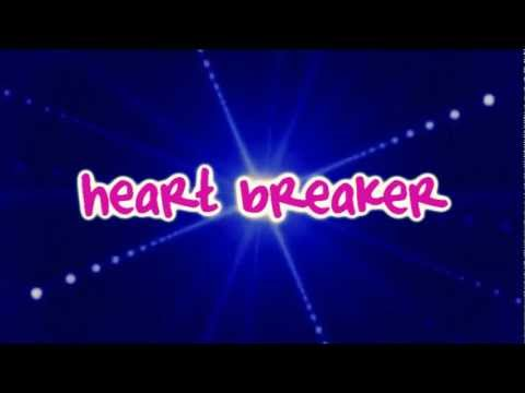 Mia Martina - Heartbreaker LYRICS Official