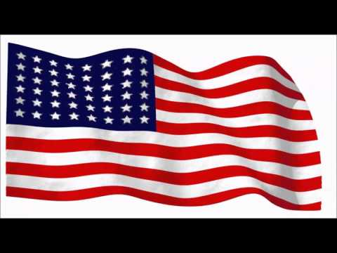 National Anthem - United States of America - The Star-Spangled Banner