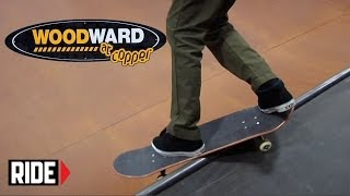 Curren Caples & Louie Lopez At Woodward Copper Refresh 2013