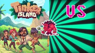 Tinker Island Efficiently VS Nightmare Demon
