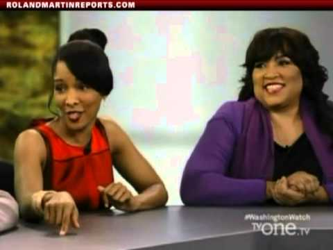 WASHINGTON WATCH: Confronting Negative Images Of Black Women In Moves And On Television