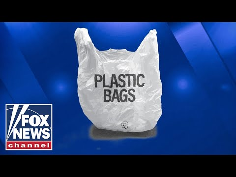 Mark Steyn weighs in on states looking to ban plastic bags