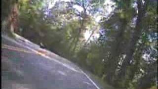 Ducati 999s followed/filmed by Yellow Wolf -Deals Gap