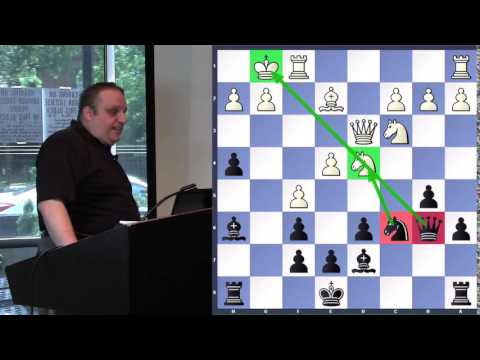 Anand Beating People Quickly - GM Ben Finegold - 2015.06.07