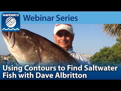 Webinar: Using Contours to Find Saltwater Fish
