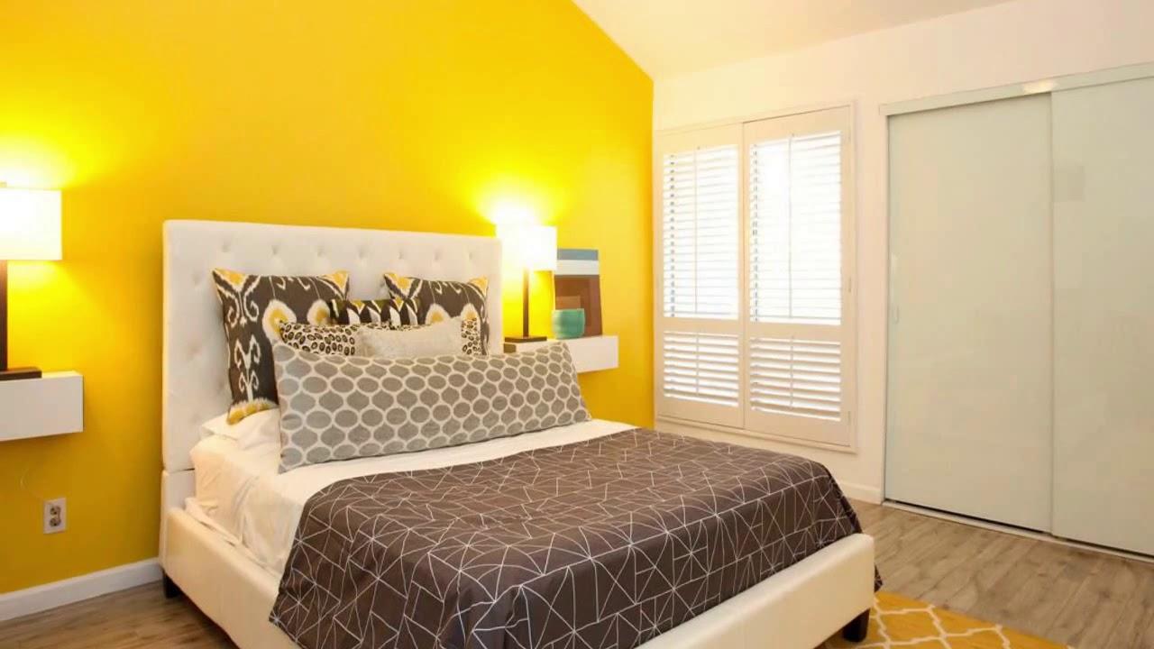 30 Yellow Bedroom Ideas