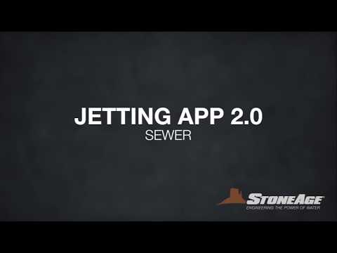 Jetting App 2.0: Sewer