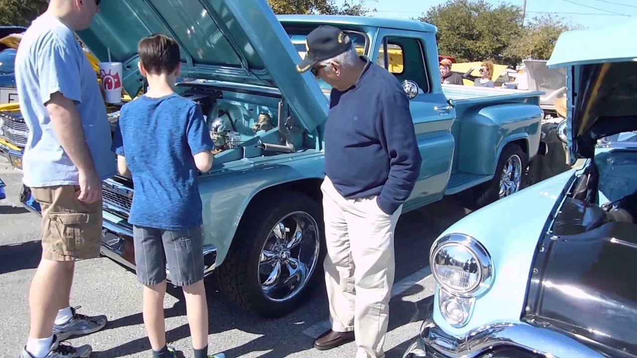 Copy Of AACA CAR SHOW WILMINGTON NORTH CAROLINA MARCH YouTube - Wilmington car show