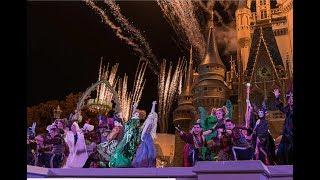 [4K] Hocus Pocus Villain Spelltacular at Mickey's Not-So-Scary Halloween Party