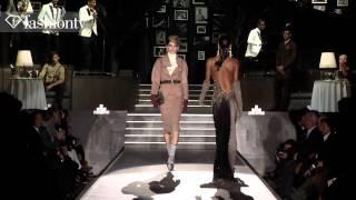 Dsquared2 Fall/Winter 2013-14 | Milan Fashion Week MFW | FashionTV