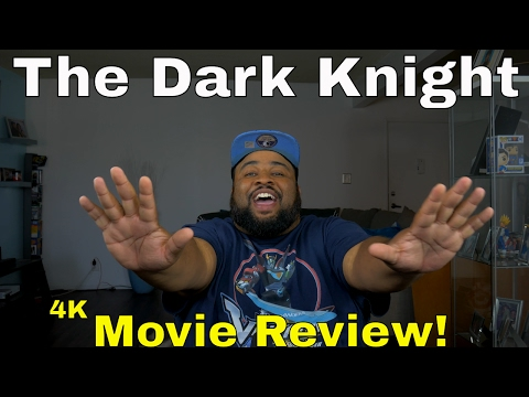 """The Dark Knight"" Movie Review"