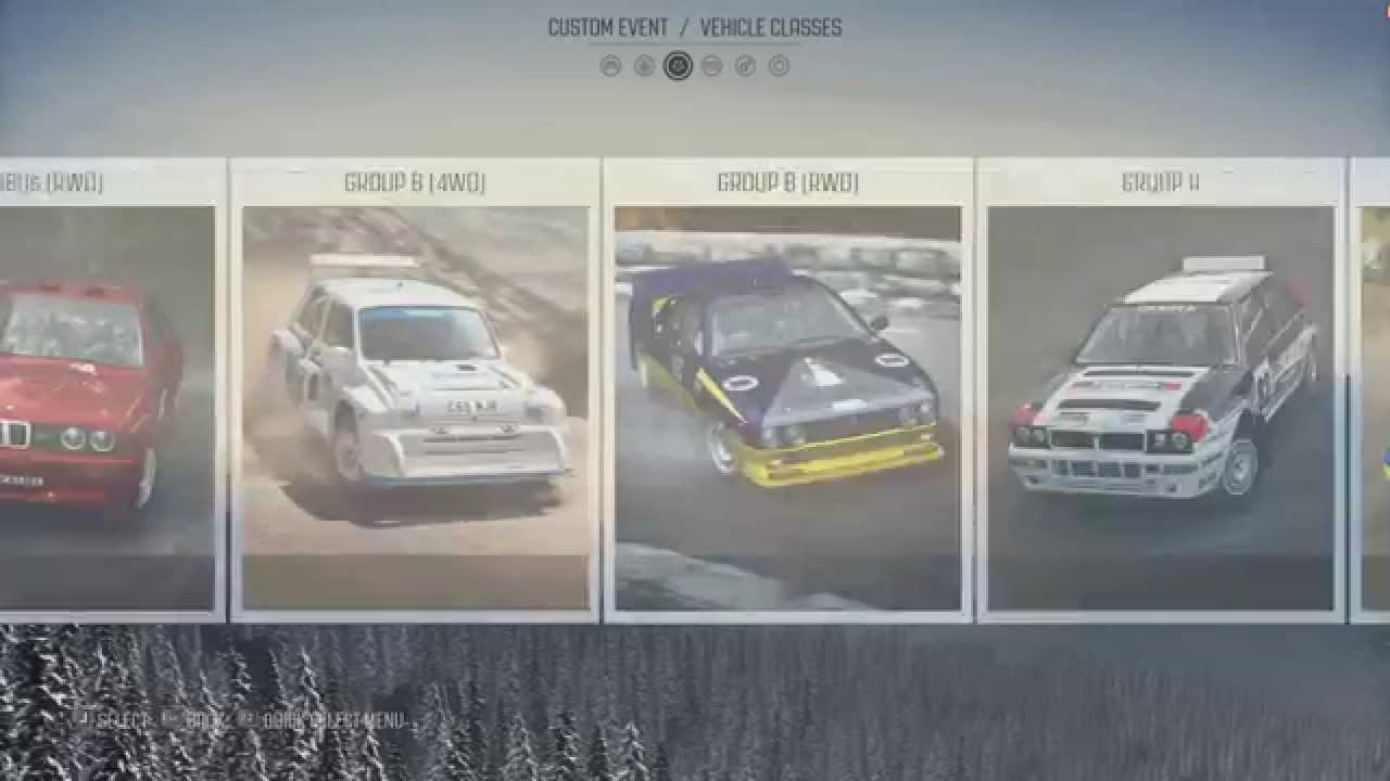 dirt rally finland car setup youtube. Black Bedroom Furniture Sets. Home Design Ideas