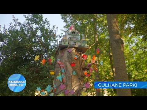 İstanbul'un Koruları | Gülhane Parkı