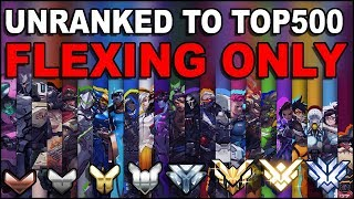 Unranked to Top 500: Flexing Only - Ep. 1