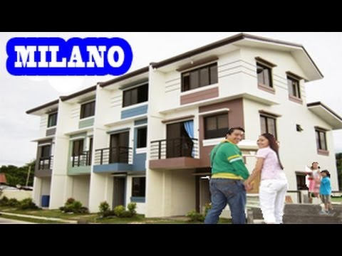 House for Sale- Milano (Regular) Laterraza Villas Imus, Cavite, Philippines