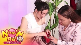 Push Now Na Exclusive: Mariel Rodriguez's bag raid