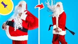 ١٢ مقلب مضحك للكريسماس / حرب المقالب!