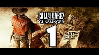 Call of Juarez Gunslinger [Gameplay][PC][1080]  Capitulo 1: Historias en un bar